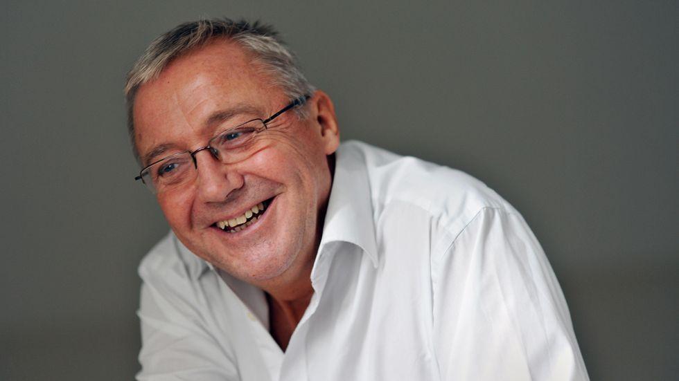 Den internationellt hyllade operaregissören Graham Vick har avlidit. Pressbild.