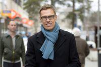 Konservativa Samlingspartiets Alexander Stubb är Finlands nye finansminister.