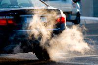 Bränsledrivna bilvärmare växer stadigt i popularitet, men utsläppsvärdena är så höga att de borde påverka bounssystemet för bilar. Arkivbild.