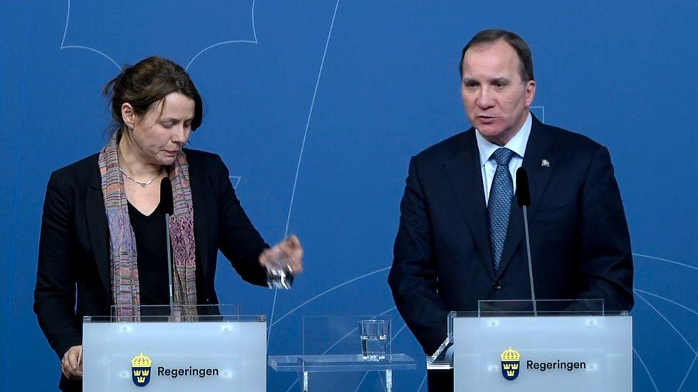 Sverige lovade runt, men höll tunt