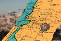 Konflikten Israel–Palestina på 3 minuter