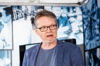 SvD:s vetenskapsreporter Henrik Ennart.