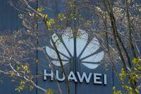 Processen kan fortsätta i USA mot kinesiska Huawei. Arkivbild.