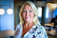 JohannaJaaraÅstrand, ordförande för Lärarförbundet.