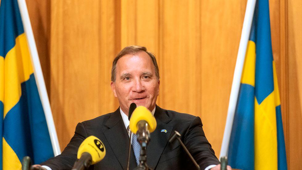 Statsministern, värd i Malmö på onsdag.