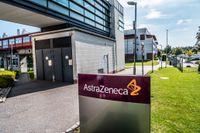 Astra Zeneca levererar ett klart lägre resultat. Arkivbild.