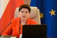 Polens premiärminister Beata Szydlo.