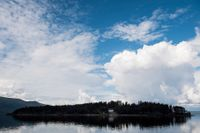 Fyra år efter terrorattentatet på Utøya, där 69 personer dödades 2011, hölls åter sommarläger på ön.