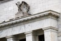 Federal Reserve i Washington. Arkivbild.
