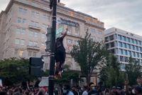 Black lives matter - protester över tre kontinenter