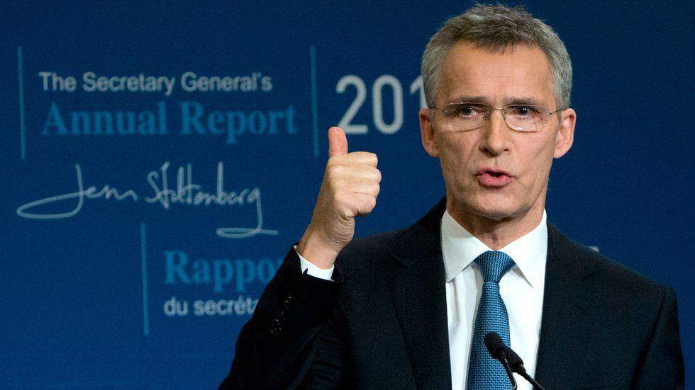 Natos roll kommer påverkas