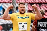 Daniel Ståhl är ett av Sveriges största medaljhopp i OS.