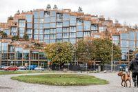 Oscar Properties projekt 79 & Park på Gärdet i Stockholm.