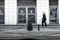 Onecoins högkvarter i Sofia, Bulgarien.