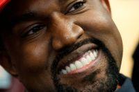 Rapparen Kanye West stöttade länge Donald Trump – men la till slut en röst på sig själv i tisdagens val.