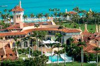 Hemligheten bakom Trumps palats i Florida