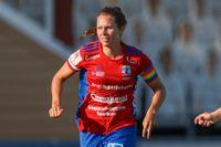 Johanna Anderssons Vittsjö tog andra raka segern när man vände och vann mot Kif Örebro.