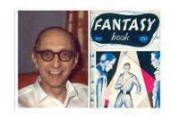 """Paul Myron Anthony Linebarger, mer känd som Cordwainer Smith, debuterade med novellen """"Scanners live in vain"""" i tidskriften """"Fantasy book"""" 1950."""