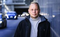 Peder Blohm Bokenhielm, som både är administratör för Facebookgruppen Bränsleupproret och ordförande för den tillhörande föreningen.