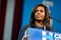 Det var hon som sade det: Michelle Obama.
