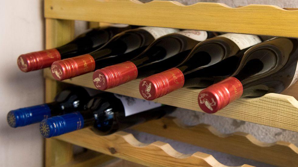 Att köpa vin direkt från vingården kan snart bli möjligt.