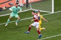 Österrike vann mot Ukraina och är klara för åttondelsfinal.