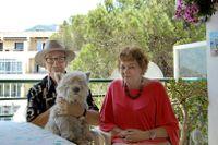 Peter och Lisbeth Larsson, båda 67, flyttade till Costa Blanca i slutet av 80-talet. Ett beslut som skänkt dem ett ljusare liv.