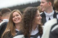 Studenter på St Catharine's i Cambridge.