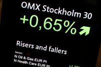 Stockholmsbörsen Nasdaq OMX.