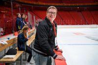 Tommy Boustedt, Svenska ishockeyförbundets generalsekreterare.