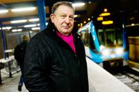 SL:s vd Anders Lindström.