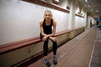 Hanna Lindholm utmanar fjolårsvinnaren Mikaela Larsson om SM-guldet i maraton.
