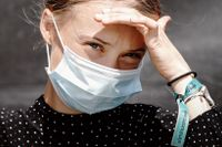 Den svenska klimataktivisten Greta Thunberg väcker känslor i Schweiz.