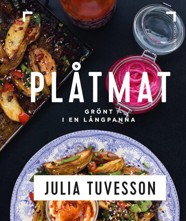 Recepten är hämtade ur Plåtmat: Grönt i en långpanna av Julia Tuvesson. Norstedts.
