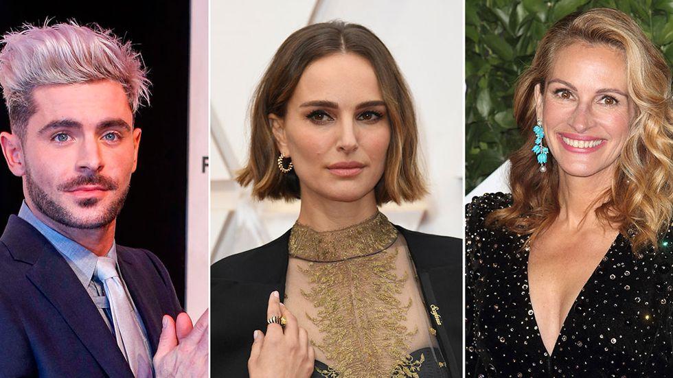 Zach Efron,  Natalie Portman och Julia Roberts är några av flera kändisar som lämnat Hollywood för Australien.