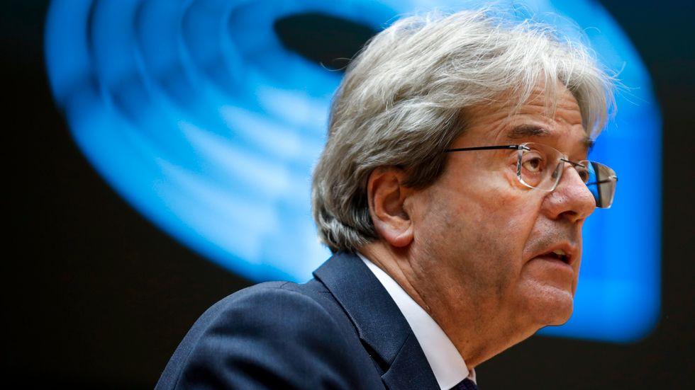 EU:s ekonomikommissionär Paolo Gentiloni vill bekämpa skattefusk i EU-länderna.