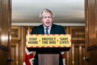 Boris Johnsons löfte: Snart öppnar skolorna