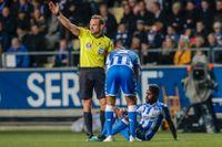 Kristoffer Karlsson erkänner att han borde ha blåst straff för IFK Göteborg vid ställningen 0–0 mot Djurgården.