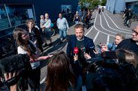 Morten Østergaard avgick som ledare för Radikale Venstre när han anklagades för att ha lagt handen på en kvinnas lår. Sedan har det riktats fler anklagelser mot honom. Arkivbild från 2019.