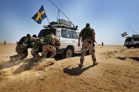 Svenska soldater i Afghanistan.