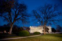 Vita huset, Washington DC.