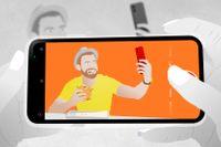 Smartphone och Spotify ändrade den kulturella spelplanen. Illustration: Thomas Molén