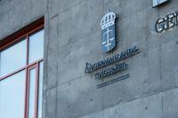 En man i Härnösands kommun har häktats, misstänkt för våldtäkt mot barn. Arkivbild.