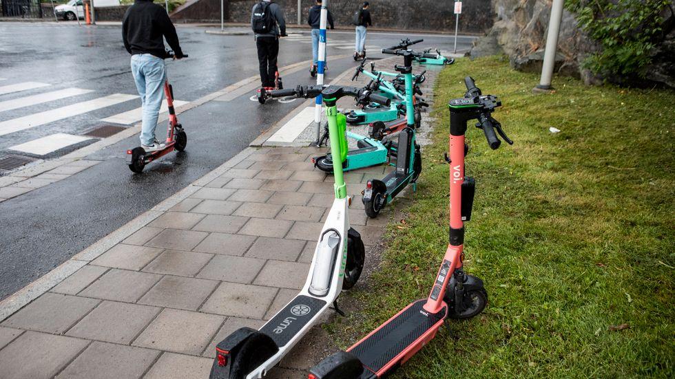 Köpenhamn tar bort förbud mot elsparkcyklar