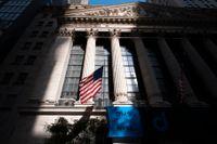 Aktiehandeln i New York gick tungt på torsdagen. Arkivbild.