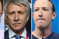 Rupert Murdoch, Leonid Mikhelson och Mark Zuckerberg är några av dollarmiljardärerna på listan.