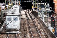 """Det svenska järnvägsnätet har nått det """"kritiska taket"""", enligt forskaren Anders Ekberg."""