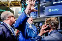 Hedgefonden Tiger Global ägde sju procent av Spotify vid börsintruktionen på Wall Street 2018.