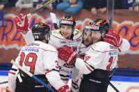 Örebro vann med nya tränarteamet. Arkivbild.