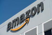 Amazon ökar sakta i Sverige. Arkivbild.